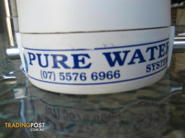 Pure Water Systems Counter Top