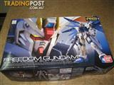 Freedom Gundam Z.A.F.T. Mobile Suit ZGMF-X10A Japan made