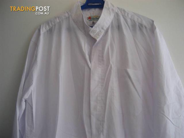 New Big White Long Sleeve Jalabiya