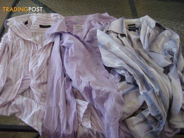 4 Quality Shirt sz 43 - $25 All