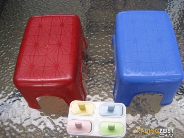 Plastic mini Stool Chair Home Stackable Outdoor Indoor Step Stool