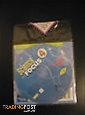 Science FOCUS 4 - CD