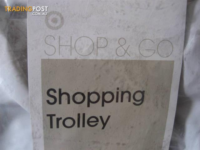 Shop & Go Target Trolley for Shopping