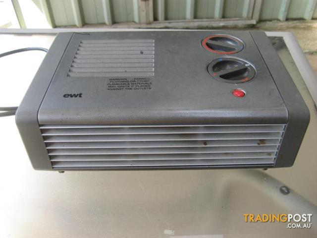 Vintage HEATER ewt elektrogerat made in Germany
