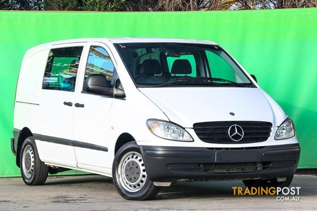 2005 mercedes benz vito 109cdi 639 van for sale in for Mercedes benz vito vans for sale