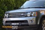 2013 RANGE ROVER RANGE ROVER SPORT 3.0 SDV6 LUXURY MY12 4D WAGON