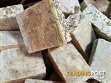 All Natural Hand Crafted Lavender Herbal Infused Soap - Geelong