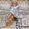 English Bulldog Silver Ornament - Geelong