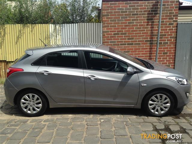 MUST SELL!! 2013 HYUNDAI i30 ACTIVE GD 5D HATCHBACK