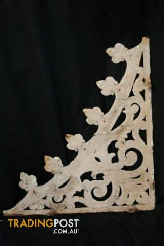 Original CAST IRON LACEWORK