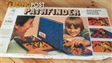 Vintage PATHFINDER Board GAME John Sands 1977 Complete