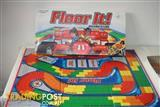 FLOOR IT BOARD GAME CorPre Racing Car