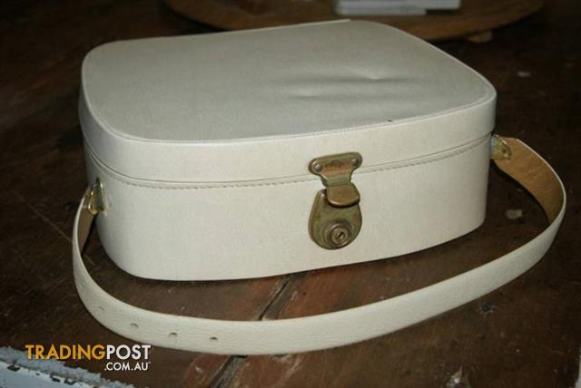Vintage Retro BEAUTY CASE make up bag