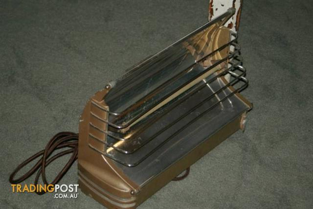Vintage Retro MORPHY RICHARDS ELECTRIC HEATER