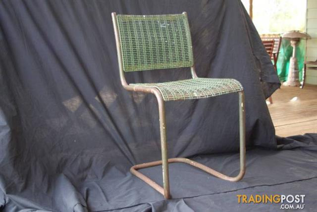 Vintage RETRO garden OUTDOOR CHAIR
