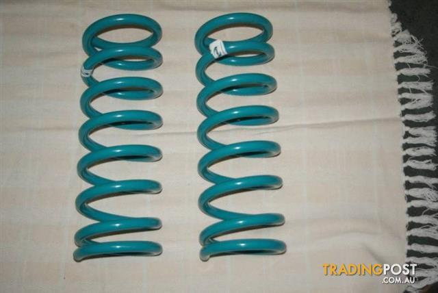 NISSAN X-TRAIL T30 2000 - 2007 REAR COIL SPRINGS STANDARD H/DUTY