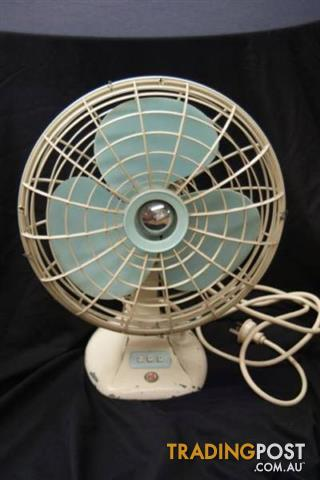 VINTAGE PYE Electric FAN benchtop
