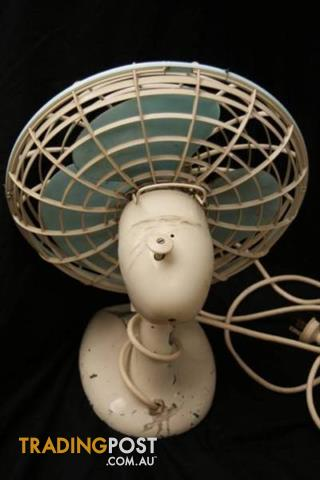 VINTAGE RETRO PYE FAN