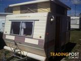 WINDSOR - Windcheater - Double Bed, A/C,  R/O, LIGHT to TOW