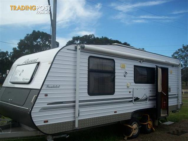 Original Caravan For Sale QLD Majestic Navigator Caravan  Caravan Sales And