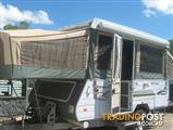 JAYCO - Eagle - OUTBACK - 4-8 Berth wind up Camper, VGC