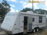 JAYCO - Heritage - E/W island Bed, ENSUITE, A/C, R/O, Annex