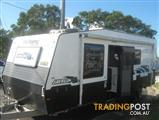 OLYMPIC - KF - JavelinX8 - O/R, island Bed, A/C, ENSUITE, AS NEW