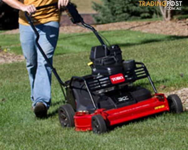 toro lawn mower commercial. toro turfmaster commercial 30\ lawn mower