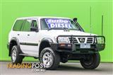 2003  Nissan Patrol ST GU III Wagon
