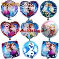 For boys and girls foil balloons