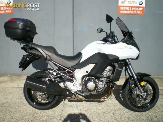 2011 Kawasaki Versys 1000 (klz1000) Dual Sports for sale in Nerang ...
