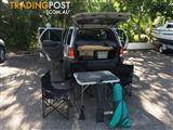 2002 FORD ESCAPE XLS BA 4D WAGON