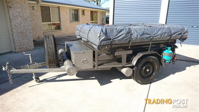 Innovative  SAHARA OFFROAD CAMPER TRAILER  6 BERTH For Sale In Maroochydoore QLD
