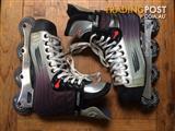Bauer Vapor Thunder Inline Hockey Skates