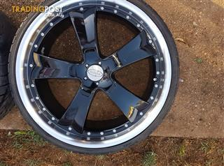 Find wheels and tyres for sale in Australia