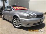 2002 Jaguar X-Type X400 Sport Sedan 4dr Man 5sp 4WD 2.5i  Sedan