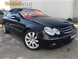 2005 Mercedes-Benz CLK280 C209 Elegance Coupe 2dr Auto 7sp 3.0i [MY06]  Coupe