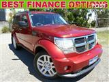 2008 Dodge Nitro SX KA MY08 Wagon
