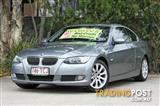 2008 BMW 323I Steptronic E92 MY08 Coupe