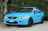 2006 Ford Falcon XR6 BF Sedan