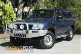 2000 Nissan Patrol ST GU II Wagon