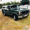 1981 FORD F100 XLT