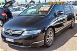 2006  Honda Odyssey Luxury 3rd Gen MY07 Wagon