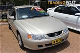 2004 HOLDEN COMMODORE ACCLAIM VYII 4D SEDAN