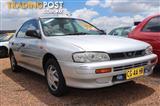 1996  Subaru Impreza GX N MY97 Hatchback