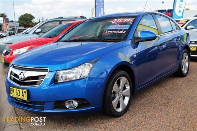 2011 Holden Cruze Cdx Jg Sedan For Sale In Minchinbury Nsw