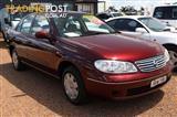2004  Nissan Pulsar ST N16 S2 MY2003 Hatchback