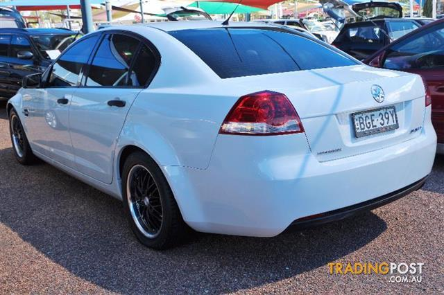 2006 Holden Commodore Omega Ve Sedan For Sale In Minchinbury Nsw