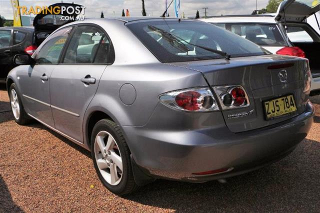2004 mazda 6 classic hatchback for sale in minchinbury nsw 2004 mazda 6 classic hatchback. Black Bedroom Furniture Sets. Home Design Ideas