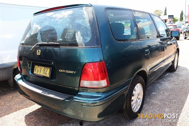 1998 honda odyssey wagon for sale in minchinbury nsw 1998 honda odyssey wagon. Black Bedroom Furniture Sets. Home Design Ideas